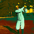 The Golfer - 20130208 by Wingsdomain Art and Photography