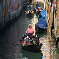 The Gondolier by Chris Beard