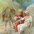 The Good Samaritan by Ambrose Dudley
