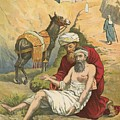 The Good Samaritan by English School