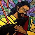 The Good Shepherd - Practice Painting One by Jim Harris