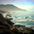 The Gorgeous California Coast by Joyce Dickens