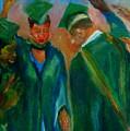 The Graduates by Patrick Mills