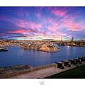The Gran Harbour by Adel Ferrito