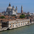 The Grand Canal In Venice  by Sandra Bronstein