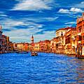 The Grand Canal by Steve Harrington