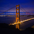 The Grand Golden Gate by Patrick  Flynn