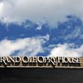 The Grand Ole Opry Nashville Tn by Susanne Van Hulst