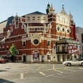 The Grand Opera House On Great Victoria Street, Belfast by David Lyons