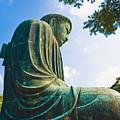 The Great Buddha by Bill Brennan - Printscapes