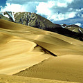 The Great Colorado Sand Dunes Color Print by James BO  Insogna