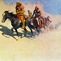 The Great Explorers by Frederic Remington