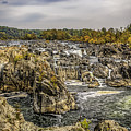 The Great Falls Of The Potomac by Nick Zelinsky
