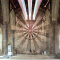 The Great Hall, Winchester Castle, Hampshire Zoom Burst by Jacek Wojnarowski