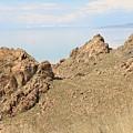The Great Salt Lake 8 by Tonya Hance