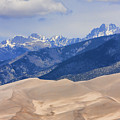 The Great Sand Dunes Color Print 45 by James BO  Insogna