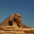 The Great Sphinx Of Giza 2 by Joe  Ng