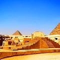 The Great Sphinx Of Giza by Otis Porritt