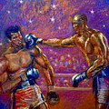 the Greatest  Muhammed Ali vs Jack Johnson by Tommy  Winn