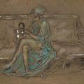 The Green Cap by James Abbott McNeill Whistler