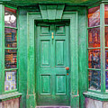 The Green Door by Jim Thompson