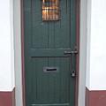 The Green Door by Jost Houk