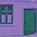 The Green Door by KJ DePace