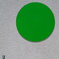 The Green Dot by Wayne Wood