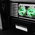 The Green Hornet Black Beauty Clone Car by Gordon Dean II