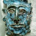 The Green Man by Paula Maybery