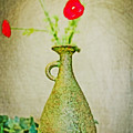 The Green Vase by Don Baker