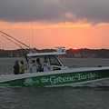 The Greene Turtle Power Boat by Robert Banach