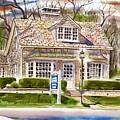 The Greystone Inn In Brigadoon by Kip DeVore