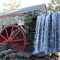 The Grist Mill  by Gina Sullivan
