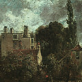 The Grove Or The Admiral's House In Hampstead by John Constable