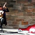 The Guitarist by David Dehner