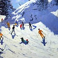 The Gully by Andrew Macara