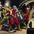 The Gunpowder Plot by Ron Embleton