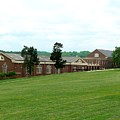 The Gym At Sweet Briar by Katherine W Morse