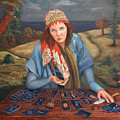 The Gypsy Fortune Teller by Portraits By NC