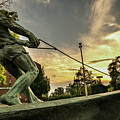 The Hammer Throw by Michael Baranowski