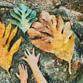 The Hands 2 by Ashish Agarwal