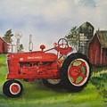 The Hansen Tractor by Kendra Sorum