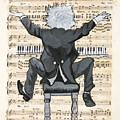 The Happy Pianist by Paul Helm