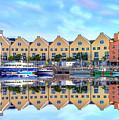The Harbor At Galway by Debra and Dave Vanderlaan