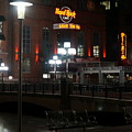 The Hard Rock At The Inner Harbor by John Wall