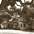 The Hatton Dairy House In Carmel Valley  Circa 1950 by California Views Archives Mr Pat Hathaway Archives