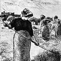 The Hayymaker Camille Pissarro by Eloisa Mannion