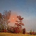 The Hazy Horizon. by Alex Lim