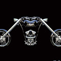 The Heart Of The Harley by Wayne Bonney